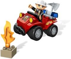 Lego 5603 Fire Chief