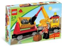 Lego 5607 Track Repair Train