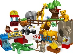 Lego 5634 Feeding Zoo
