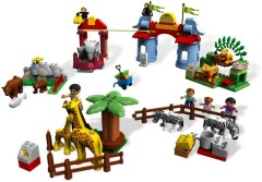 Lego 5635 Big City Zoo