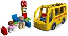 Lego 5636 Bus