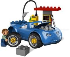 Lego 5640 Petrol Station