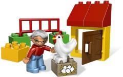Lego 5644 Chicken Coop