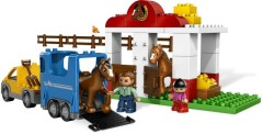 Lego 5648 Horse Stables