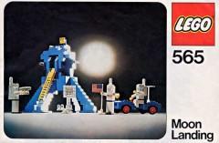Lego 565 Moon Landing