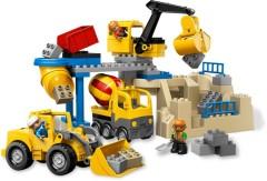 Lego 5653 Stone Quarry