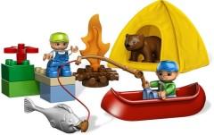 Lego 5654 Fishing Trip