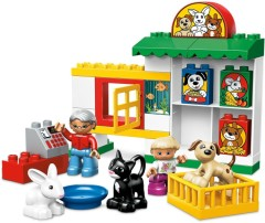 Lego 5656 Pet Shop