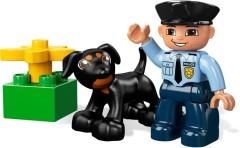 Lego 5678 Policeman