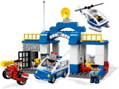 Lego 5681 Police Station