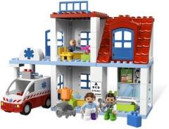 Lego 5695 Doctor