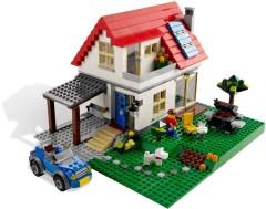 Lego 5771 Hillside House