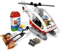 Lego 5794 Emergency Helicopter