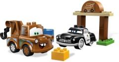 Lego 5814 Mater