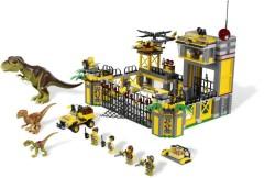 Lego 5887 Dino Defense HQ
