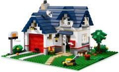 Lego 5891 Apple Tree House