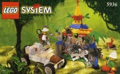 Lego 5936 Spider