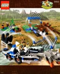 Lego 5955 All Terrain Trapper