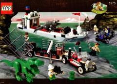 Lego 5975 T-Rex Transport