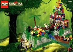 Лего 5986