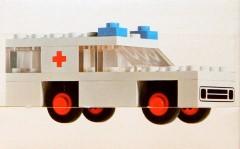 Lego 600 Ambulance