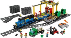 Lego 60052 Грузовой поезд