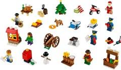 Lego 60063 City Advent Calendar