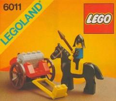Lego 6011 Black Knight