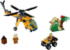 Lego 60158 Jungle Cargo Helicopter