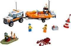 Lego 60165 4 x 4 Response Unit
