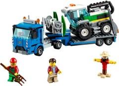 Harvester Transport