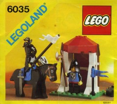 Random set of the day: Castle Guard
