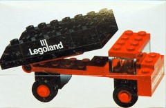 Lego 606 Tipper Lorry
