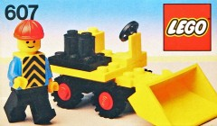 Lego 607 Mini Loader