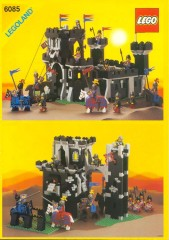 Lego 6085 Black Monarch's Castle