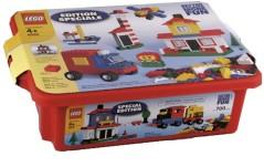 Lego 6092 Special Edition Creative Building Tub