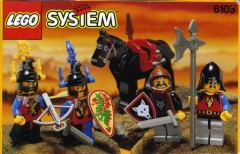 Lego 6105 Medieval Knights