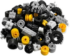 Lego 6118 Wheels and Tyres
