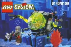 Lego 6140 Crab