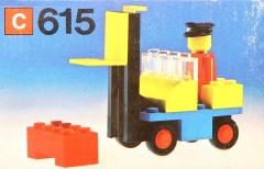 Lego 615 Forklift