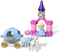 Lego 6153 Cinderella's Carriage