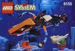 Лего 6155