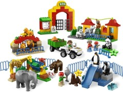 Lego 6157 The Big Zoo