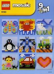 Lego 6163 A World of LEGO Mosaic