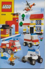 Lego 6164 LEGO Rescue Building Set