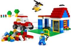 Лего 6166