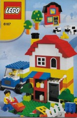 Лего 6167