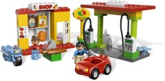 Lego 6171 Gas Station