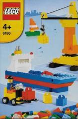 Лего 6186