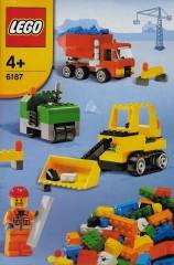 Lego 6187 Road Construction Set